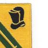 803rd Armor Cavalry Regiment Patch   Upper Right Quadrant