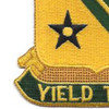 803rd Armor Cavalry Regiment Patch   Lower Left Quadrant