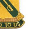803rd Armor Cavalry Regiment Patch   Lower Right Quadrant