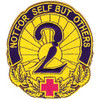 2nd  General Hospital Patch