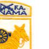 2nd Field Artillery Battalion Patch | Upper Right Quadrant
