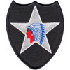 2nd Division Patch