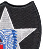 2nd Division Patch | Upper Right Quadrant