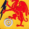 2nd Chemical Battalion Patch | Center Detail
