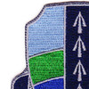 2nd Brigade Combat Team 1st Infantry Division Special Troops Battalion Patch STB-60 | Upper Left Quadrant