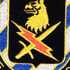2nd Brigade 3rd Infantry Division Special Troops Battalion Patch | Center Detail