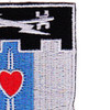 2nd Brigade 101st Airborne Division Special Troop Battalion Patch STB-12 | Upper Right Quadrant