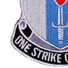 2nd Brigade 101st Airborne Division Special Troop Battalion Patch STB-12 | Lower Left Quadrant