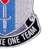 2nd Brigade 101st Airborne Division Special Troop Battalion Patch STB-12 | Lower Right Quadrant