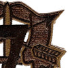 7th Special Forces Group Crest OD Green Patch   Upper Right Quadrant