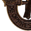 7th Special Forces Group Crest OD Green Patch   Lower Left Quadrant