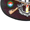 2nd Battalion Of The 60th Infantry Regiment Patch Combat Infantry Badge Large | Lower Left Quadrant