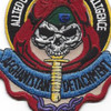 2nd Battalion Military Intelligence Detachment 19th Special Forces Group Patch | Center Detail