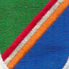 2nd Battalion 75th Airborne Ranger Regiment Flash Patch | Center Detail