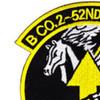 2nd Battalion 52nd Aviation Regiment Company B Patch | Upper Left Quadrant