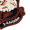 2nd Battalion 4th Aviation Regiment C Company Patch | Lower Right Quadrant