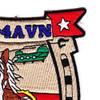 2nd Battalion 4th Aviation Regiment B Company Patch | Upper Right Quadrant