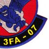 2nd Battalion 3rd Field Artillery Regiment Patch | Lower Right Quadrant