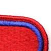 2nd Battalion 377th Field Artillery Regiment Patch Oval | Upper Right Quadrant