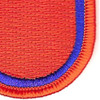 2nd Battalion 377th Field Artillery Regiment Patch Flash | Lower Right Quadrant