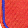 2nd Battalion 377th Field Artillery Regiment Patch Flash | Center Detail