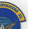 7th Space Operations Squadron Patch Hook And Loop | Upper Right Quadrant
