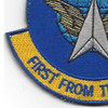 7th Space Operations Squadron Patch Hook And Loop | Lower Left Quadrant