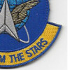 7th Space Operations Squadron Patch Hook And Loop | Lower Right Quadrant
