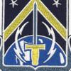 1st Space Battalion Patch | Center Detail