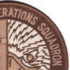 7th SOS Special Operations Squadron Desert Patch   Upper Right Quadrant