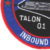 1st SOS Special Operations Squadron Patch Talon 01 | Lower Left Quadrant