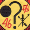 1st SOS Special Operations Squadron Goose 46 Patch | Center Detail