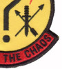 1st SOS Special Operations Squadron Goose 46 Patch | Lower Right Quadrant