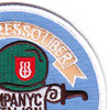 7th SFG (ABN) 3rd Battalion C Company Patch | Upper Right Quadrant