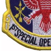 1st SOS Patch Special Operations Squadron | Lower Left Quadrant