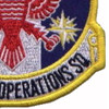 1st SOS Patch Special Operations Squadron | Lower Right Quadrant
