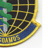 1st SOAMDS Special Operations Areospace Medicine Squadron Patch | Lower Right Quadrant