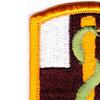 1st Medical Brigade Flash Patch | Upper Left Quadrant