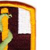 1st Medical Brigade Flash Patch | Upper Right Quadrant