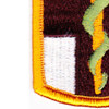 1st Medical Brigade Flash Patch | Lower Left Quadrant