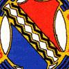1st Infantry Regiment Patch | Center Detail