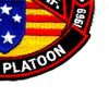 1st Battalion 52nd Infantry 198th Reconnaissance Platoon Patch | Lower Right Quadrant
