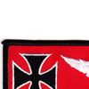 1st Battalion 52nd Aviation Regiment Company B Patch Name Tag | Upper Left Quadrant
