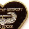 1st Battalion 502nd Airborne Infantry Regiment Patch | Upper Right Quadrant