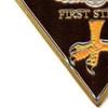 1st Battalion 502nd Airborne Infantry Regiment Patch | Lower Left Quadrant
