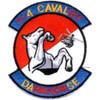 1st Battalion 4th Cavalry Regiment Patch
