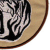 1st Battalion 327th Infantry Regiment SFG Patch   Lower Right Quadrant