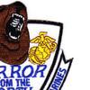 1st Battalion 24th Marine Patch   Upper Right Quadrant