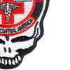1st Battalion 228th Aviation Air Ambulance Skull Patch | Lower Right Quadrant