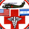 1st Battalion 228th Aviation Air Ambulance Patch | Center Detail